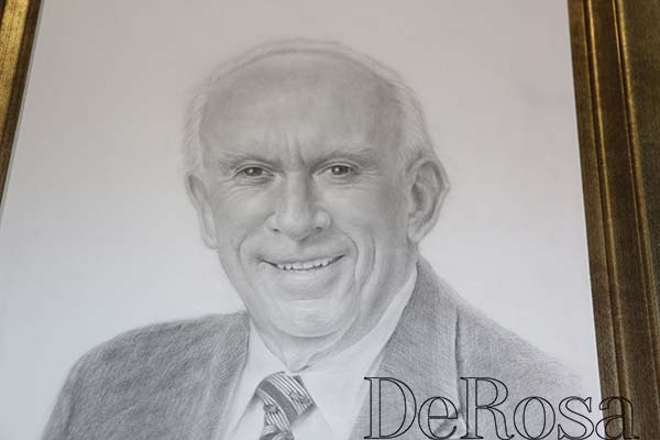 Portraits in Pencil NH